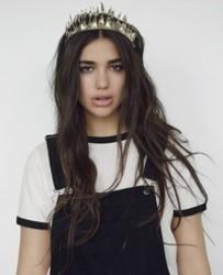Download Dua Lipa ringetoner gratis.